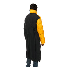 將圖像加載到畫廊查看器中Duran Lantink for Concrete | Puffer Long Coat Yellow / Black - Concrete