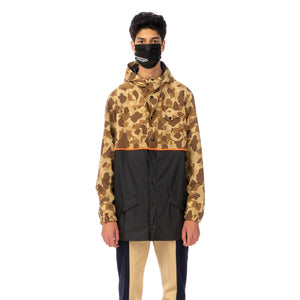Duran Lantink for Concrete | Camo Jacket Beige / Black