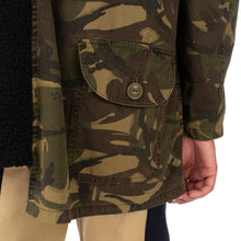 Afbeelding in Gallery-weergave laden, Duran Lantink for Concrete | Fluffy Camo Jacket-1 Camo / Black