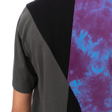 Load image into Gallery viewer, Duran Lantink for Concrete | T-Shirt-1 Purple / Black-Grey