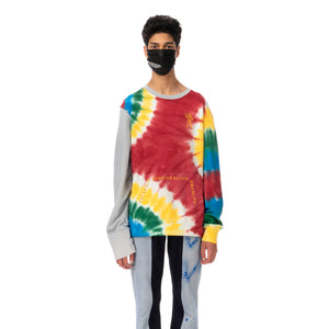 Duran Lantink for Concrete | Tie-Dye Sweater Multi / Light Blue