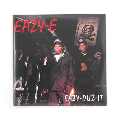Eazy-E - Eazy-Duz-It -Remastered- 2-LP - Concrete