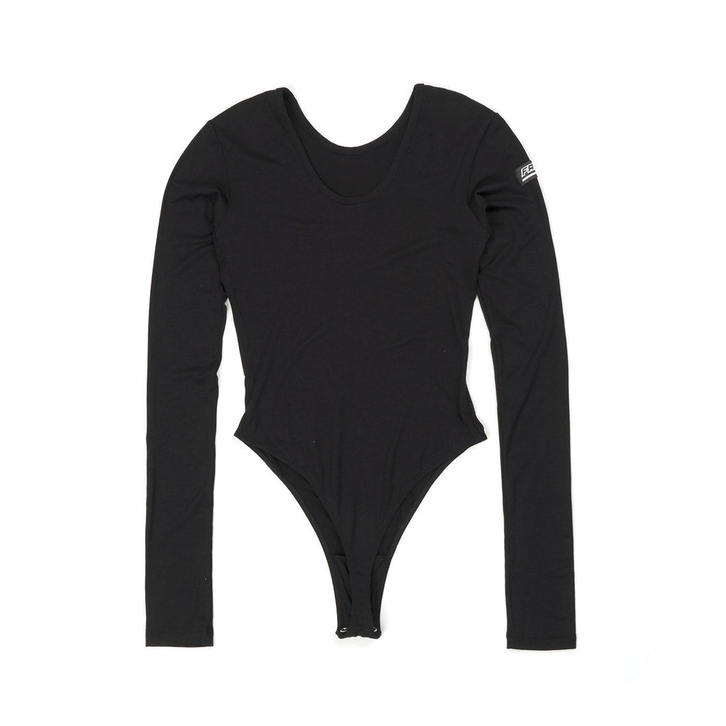 FANTABODY 'Erika' L/S Body Jersey Black
