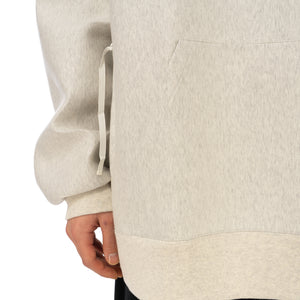 FACETASM | Bonding High Neck Pullover Gray