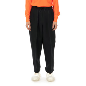 FACETASM | Bonding Pants Black - Concrete