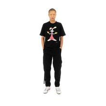 將圖像加載到畫廊查看器中FACETASM | Roger Rabbit Basic T-Shirt Black - Concrete