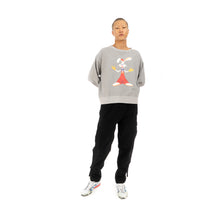 將圖像加載到畫廊查看器中FACETASM Roger Rabbit Sweatshirt Gray