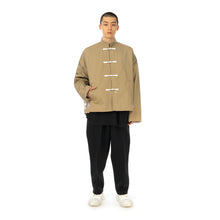 將圖像加載到畫廊查看器中FACETASM | x Dickies Kung Fu Jacket Beige