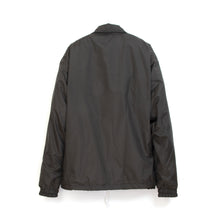 Load image into Gallery viewer, FACETASM College Coach Jacket Black