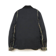 Load image into Gallery viewer, FACETASM Camo Mix M-65 Jacket Black