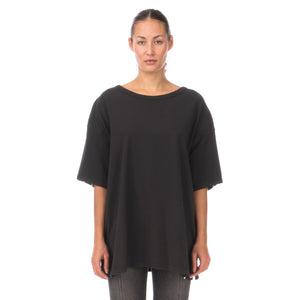 FACETASM | W T-Shirt Black - Concrete