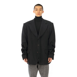 FACETASM | Super Big Jacket Charcoal