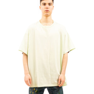 FACETASM | Rib Big T-Shirt Mint - Concrete