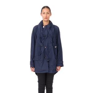 Final Home | Double Cloth Jacket Navy