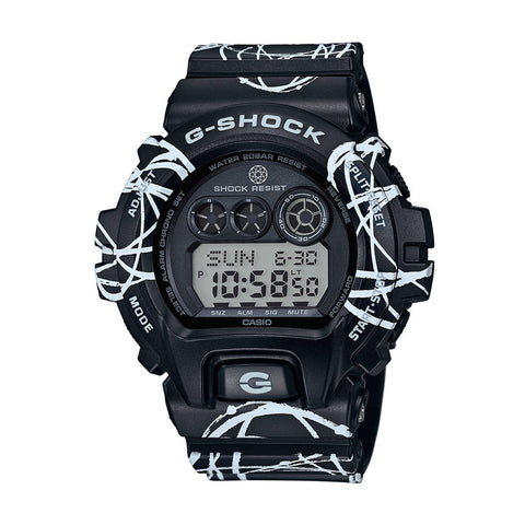 G-Shock x Futura GD-X6900FTR-1ER Black/White - Concrete