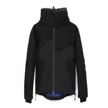 Load image into Gallery viewer, Griffin P-Zip Jacket Black