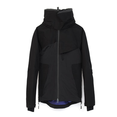Griffin P-Zip Jacket Black - Concrete
