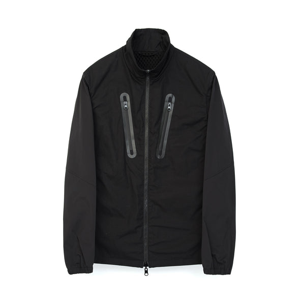 Griffin Flying Mac Jacket Black - Concrete