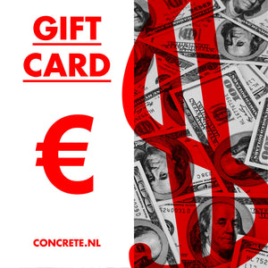 Concrete | Gift Card - Concrete