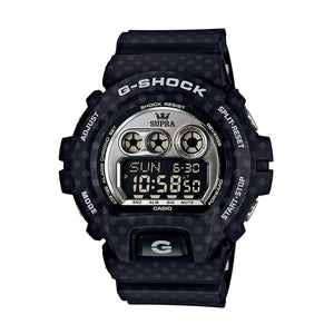 G-Shock x Supra GD-X6900SP-1ER Black 'Connect the Dots' - Concrete