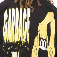 Afbeelding in Gallery-weergave laden, GarbageTV | Mind Control L/S T-Shirt Black