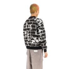 將圖像加載到畫廊查看器中GarbageTV Madgic In Maddics Sweater Bear Brick / Black