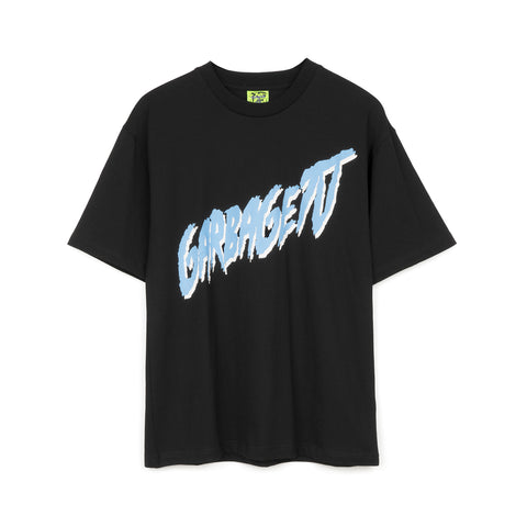 GarbageTV Man U T-Shirt Black