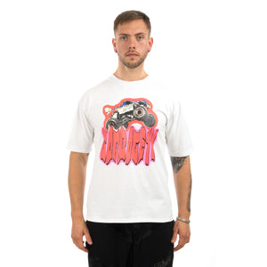 GarbageTV How High T-Shirt White