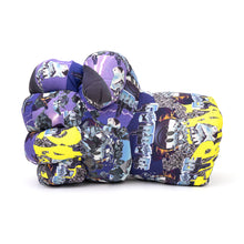 "將圖像加載到畫廊查看器中GarbageTV Keep It Clenched ""Fist"" Pillow 96' Print"