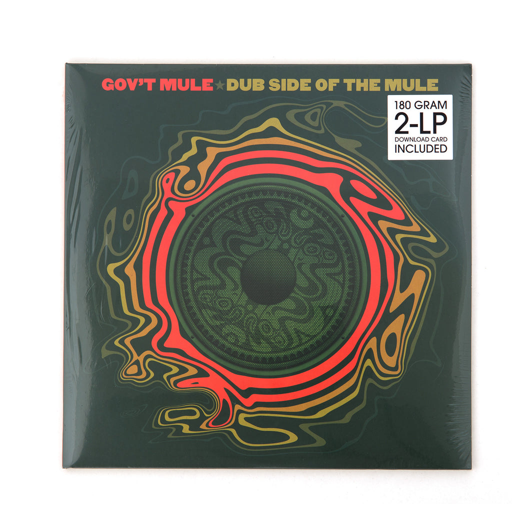 Gov't Mule-Dub Side Of The Mule 2-LP - Concrete