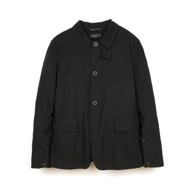 Griffin Imber Jacket Maya Black - Concrete