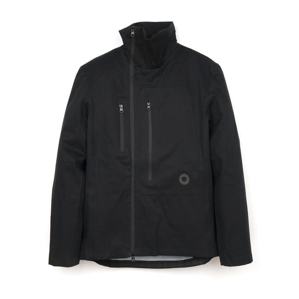 Griffin Technical Flak Jacket Byrcam 3 Layer Black - Concrete