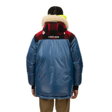 將圖像加載到畫廊查看器中Griffin | Reversible Atlantic Parka Snow Camo / Black Majo - Concrete