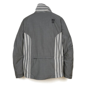Griffin Base Jumper Standeven Grey