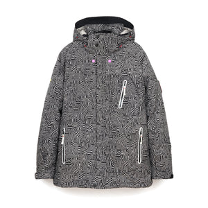 Griffin x Berghaus Insbruck Jacket Black/White - Concrete
