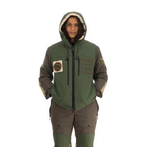 Griffin Flying Jacket Green