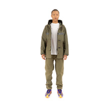 將圖像加載到畫廊查看器中Element x Nigel Cabourn Cameraman Parka Military Green
