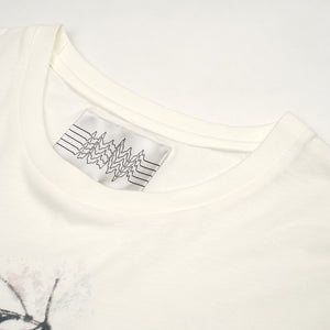 Ground Zero Short Sleeve T-Shirt 'Gaga' White