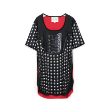 Load image into Gallery viewer, Ground Zero Studs Shoe Ultra Soft Printed T-Dress
