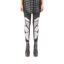Load image into Gallery viewer, Ground Zero | Birkin Digital Printed Legging Black - Concrete