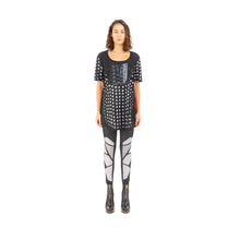 Afbeelding in Gallery-weergave laden, Ground Zero Birkin Digital Printed Legging Black