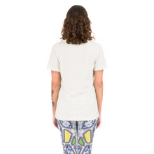 Load image into Gallery viewer, Ground Zero | Orphan Unisex T-Shirt White - Concrete