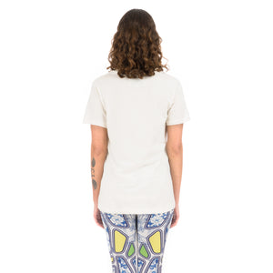 Ground Zero | Orphan Unisex T-Shirt White - Concrete