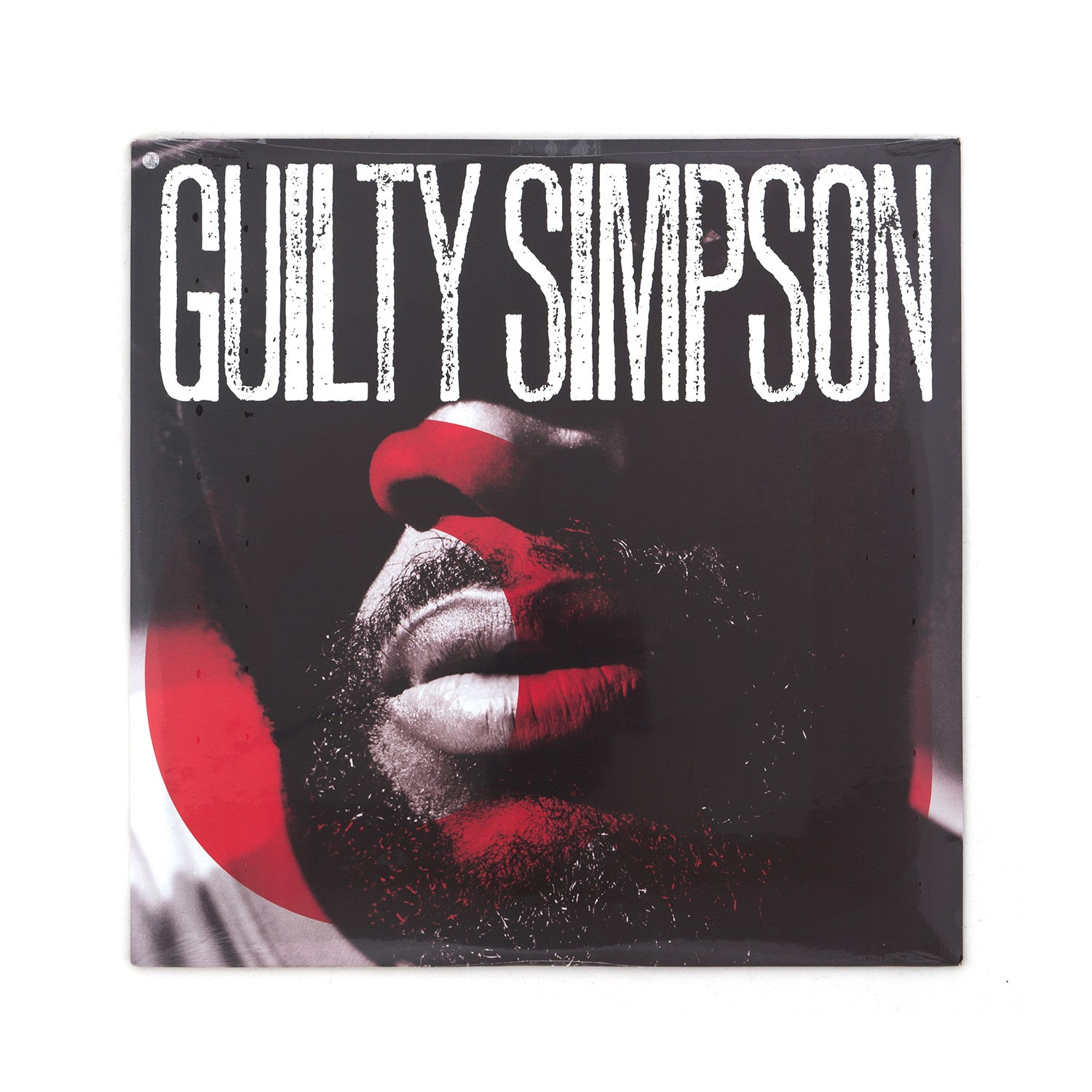 Guilty Simpson 'OJ Simpson' DLP - Concrete