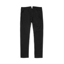 將圖像加載到畫廊查看器中Hansen Wmns Aase Slim Fitted Trousers Black - Concrete