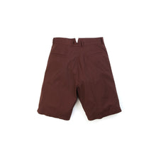 將圖像加載到畫廊查看器中Hansen Bertil Loose Fit Shorts Dark Rust