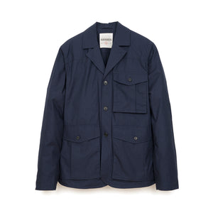 Hansen 'Anton' Open Back Jacket Artic