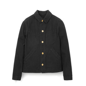 Hansen 'Laust' Work Jacket Black