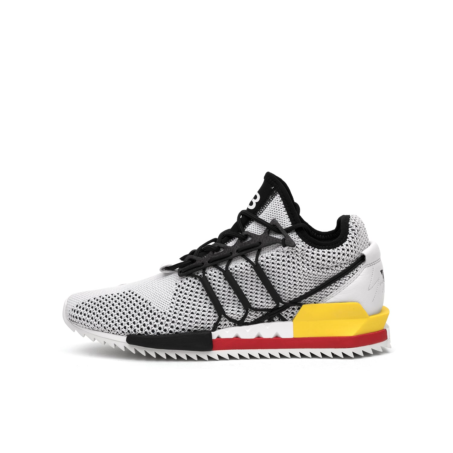 adidas Y-3 Harigane White / Black / Lush Red - BC0902
