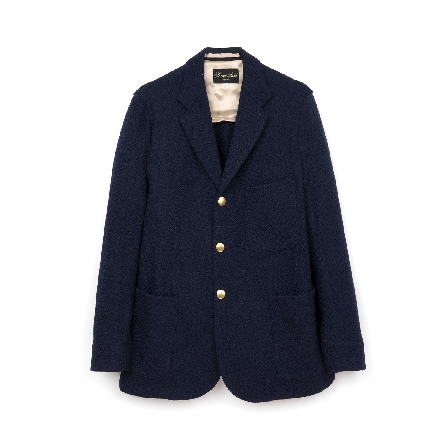 Haversack Wool Jacket Navy - 471808/59